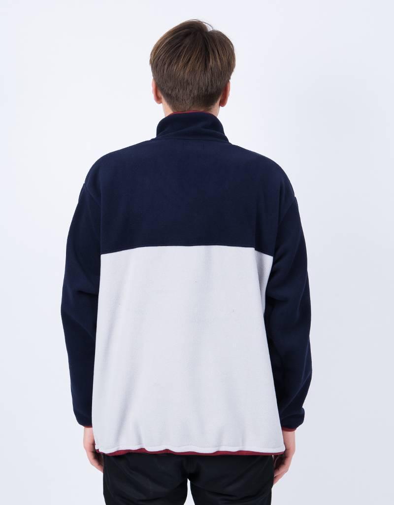 Magenta North Fleece Tricolor
