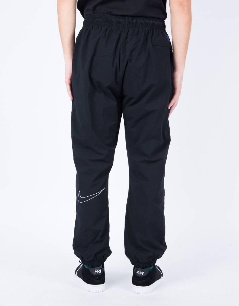 Nike sb soulland flex pants black/game royal/white