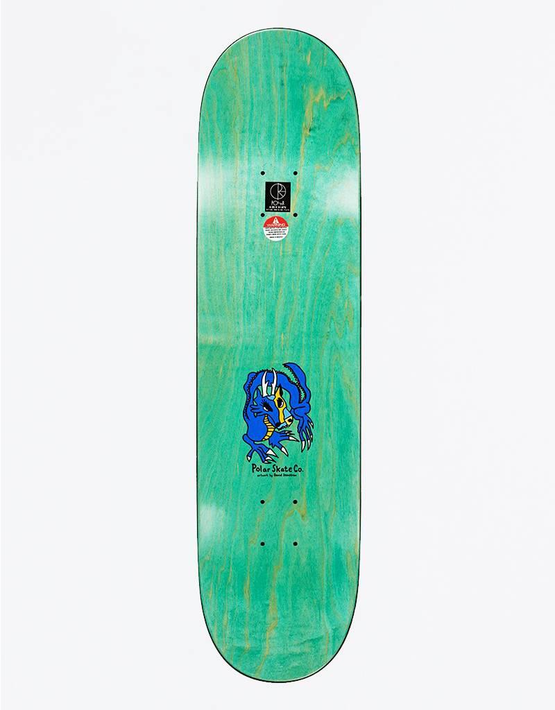 "Polar Oskar Rozenberg Dragon Sunset Blue 8,25"" Deck"