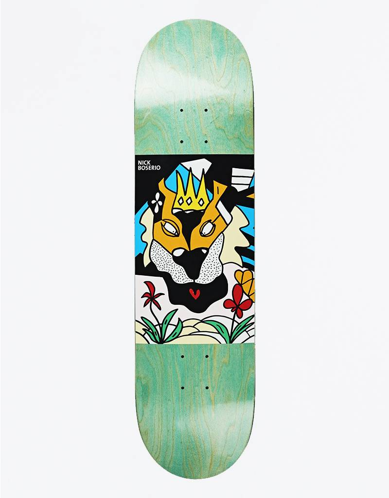 "Polar Nick Boserio Lion King 1991 9,25"" Deck"