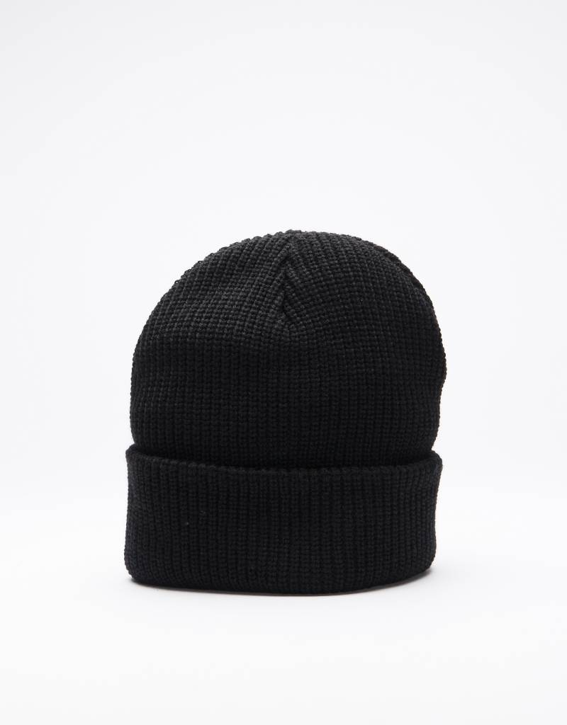 Quartersnacks Arch Beanie Black