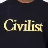Civilist Drinking Longsleeve Black