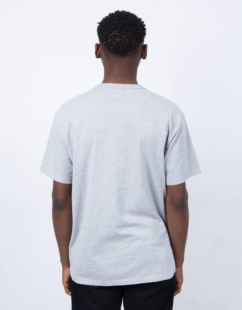 Levi's Skate Fade Logo T-Shirt Heather Grey