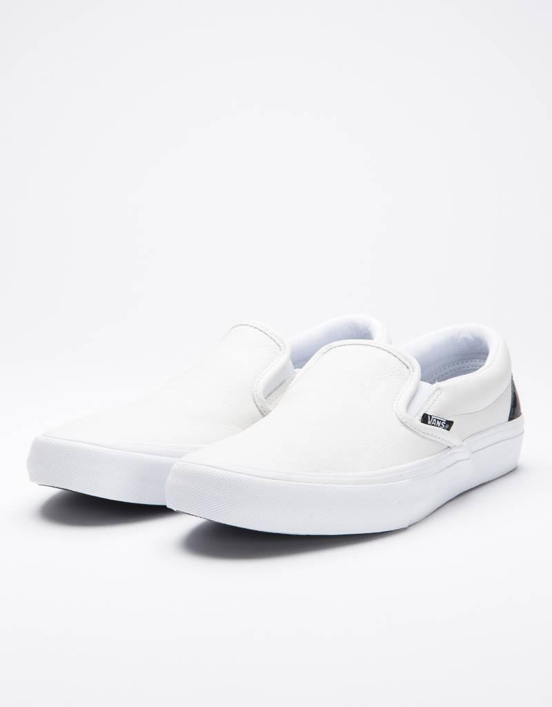 Vans x Octagon Slip-On Pro True White/Black