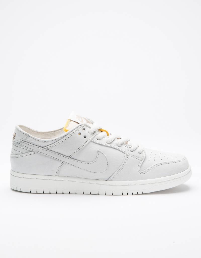 Nike Sb Zoom Dunk Low Pro Deconstructed Light Bone/Summit White