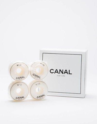 Canal Designer Urethane Wheels 53mm