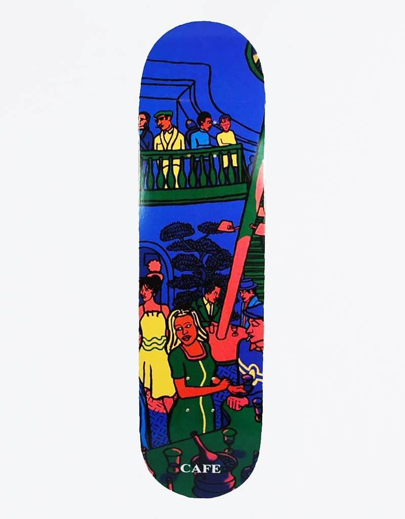 "Skateboard Cafe Blue Bar Series III 8,25"" Deck"