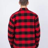 Carhartt X Paccbet Shirt Jacket Red