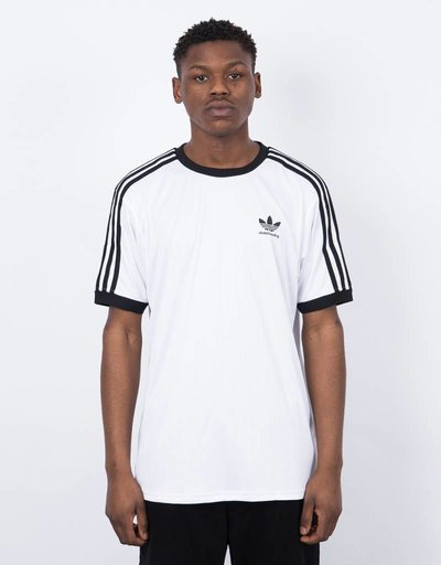 Adidas clima club jersey white/black
