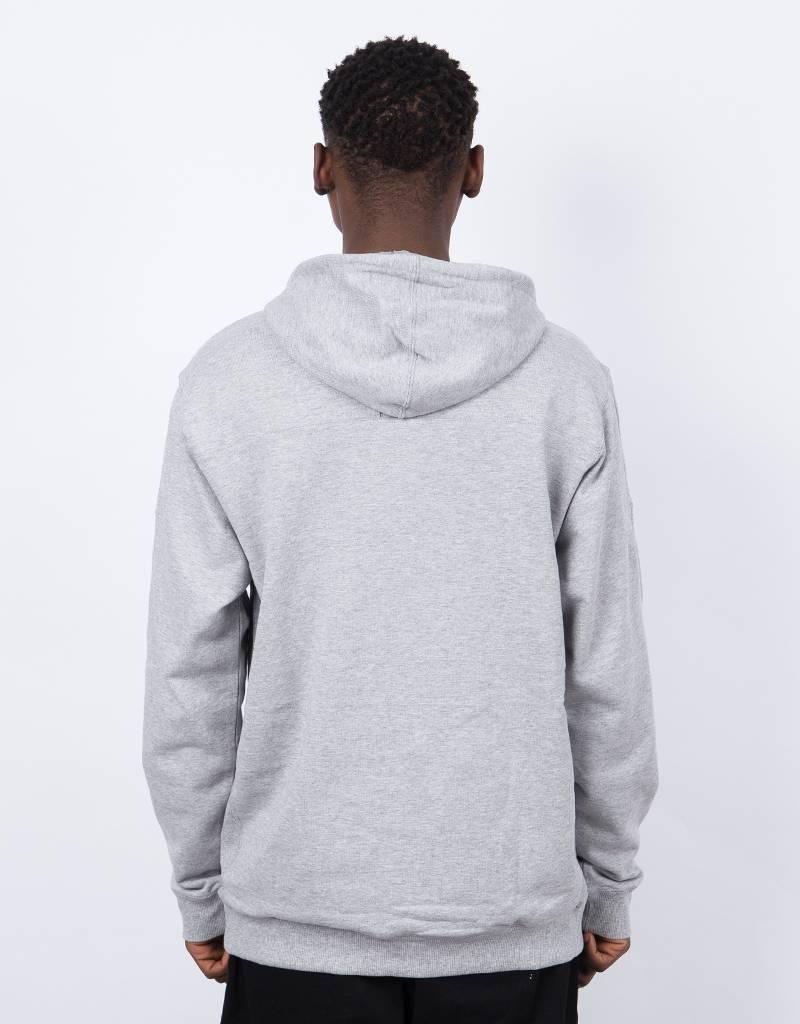 Adidas quarzo fleece Hoody mgreyh