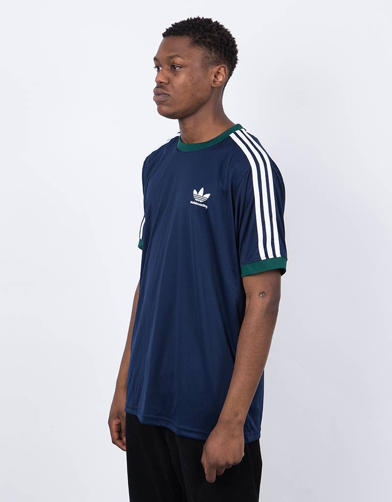 Adidas clima club jersey nindig/cgreen/white