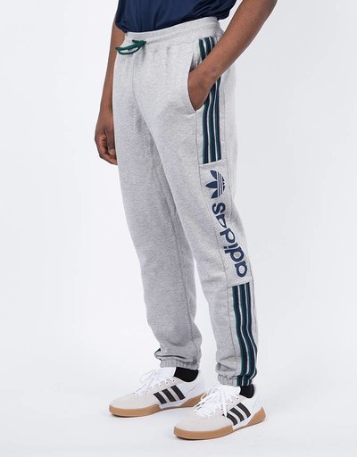 Adidas quarzo fleece pant mgreyh