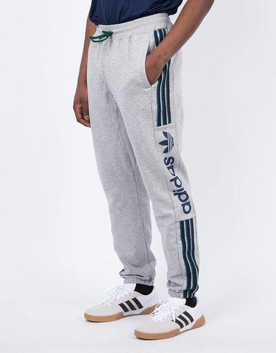 Adidas quarzo fleece pant mgreyh