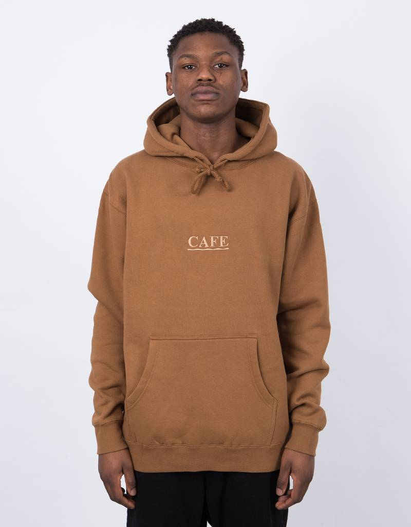 Skateboard Cafe Saddle Hoodie