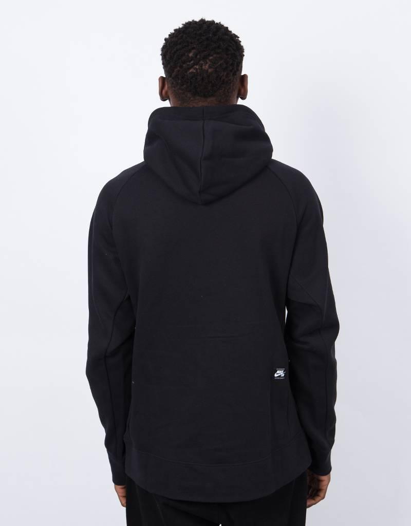 Nike SB Hoodie Black/Dark Grey