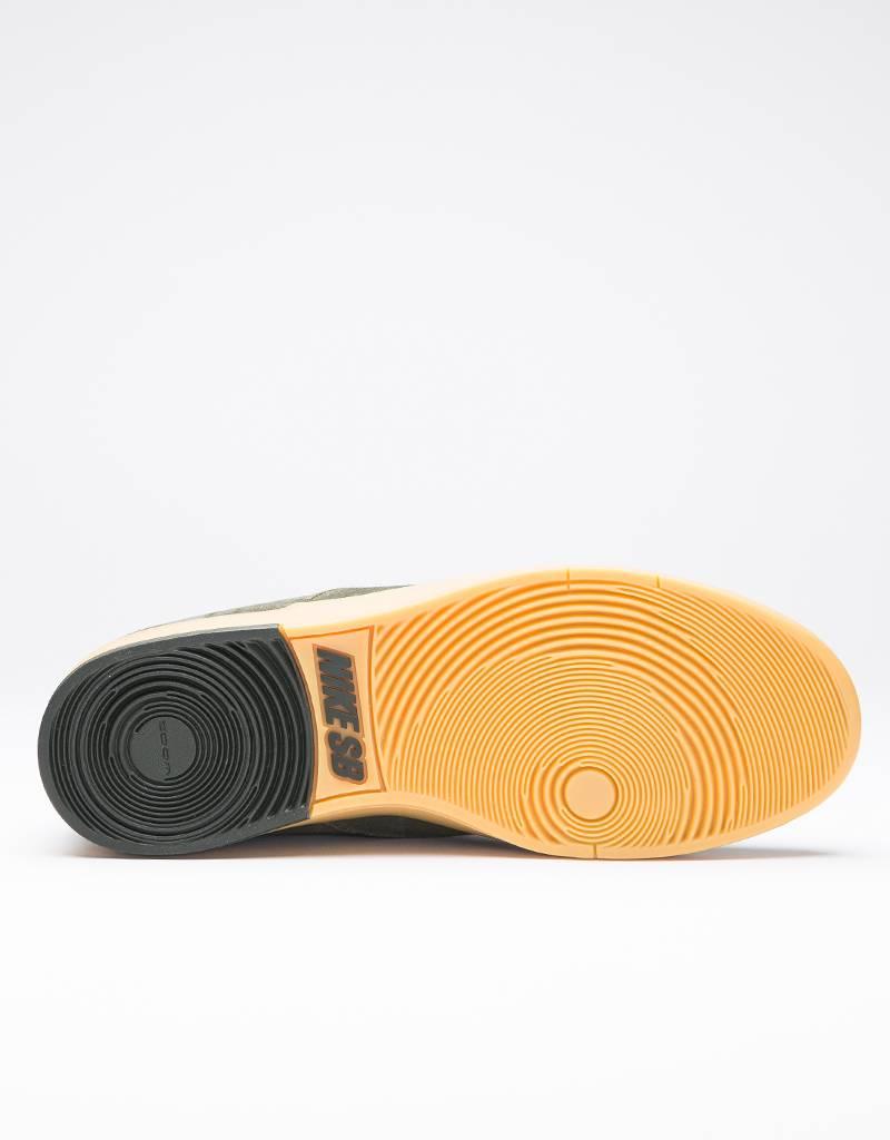 Nike SB Zoom P-Rod X sequoia/sequoia-black