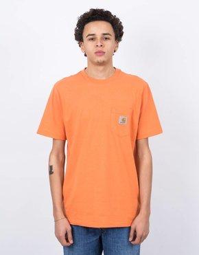 Carhartt Carhartt S/S Pocket T-Shirt Jaffa