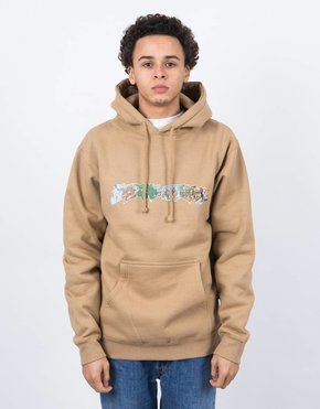 Fucking Awesome Fucking Awesome Battlefield Hoodie Cream