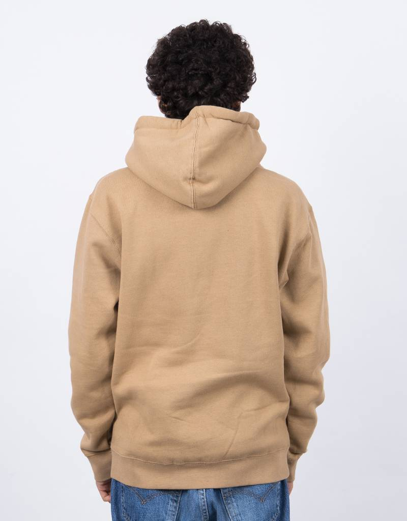 Fucking Awesome Battlefield Hoodie Cream