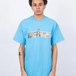 Fucking Awesome Plastic Woman T-Shirt Aquatic Blue