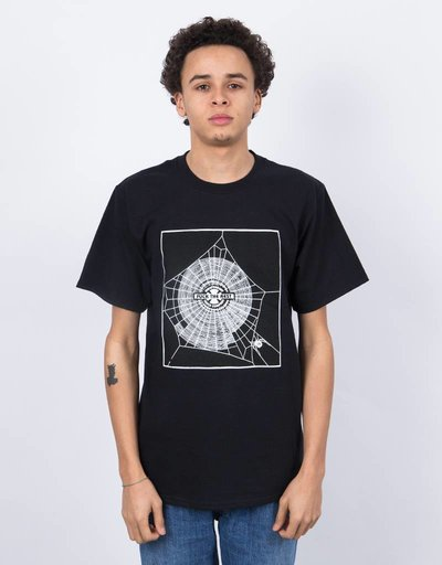 Fucking Awesome x Independent Web T-Shirt Black