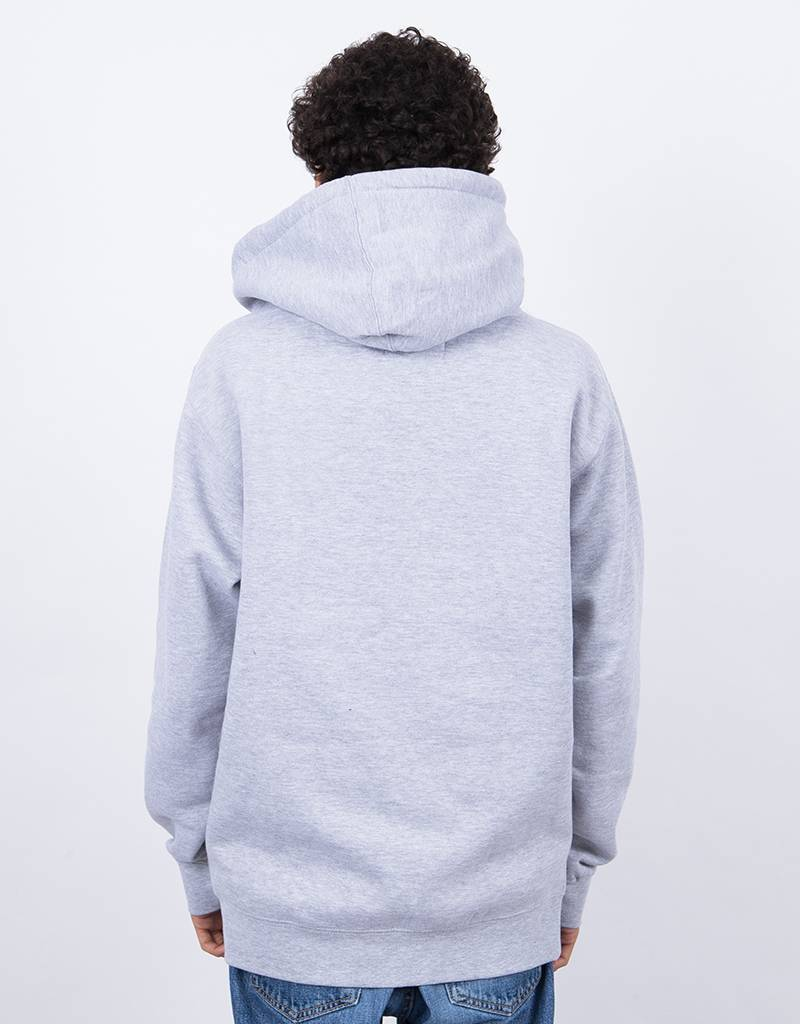 Fucking Awesome Cig Man Hoodie Gray