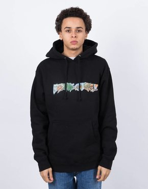 Fucking Awesome Fucking Awesome Battlefield Hoodie Black