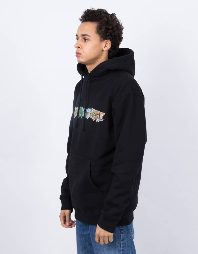 Fucking Awesome Battlefield Hoodie Black