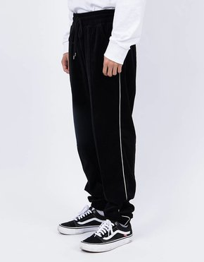 Futur Futur Velour Pants Black