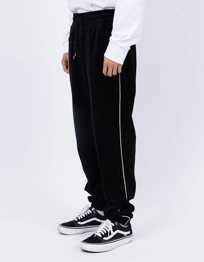 Futur Velour Pants Black
