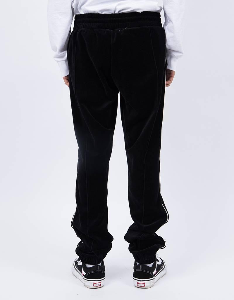 Futur Velour Pants Black