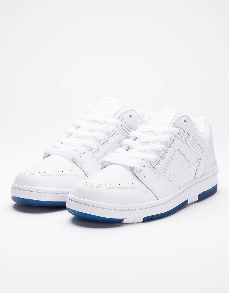Nike SB Air Force II Low 'KB' White/White