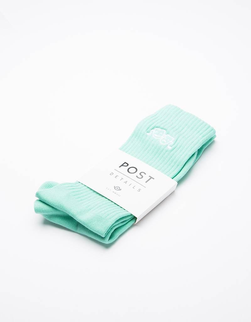 Post Details Drama Club Socks Green