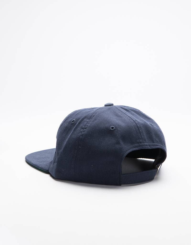 Parra Stomp Sixpanel Cap Navy Blue