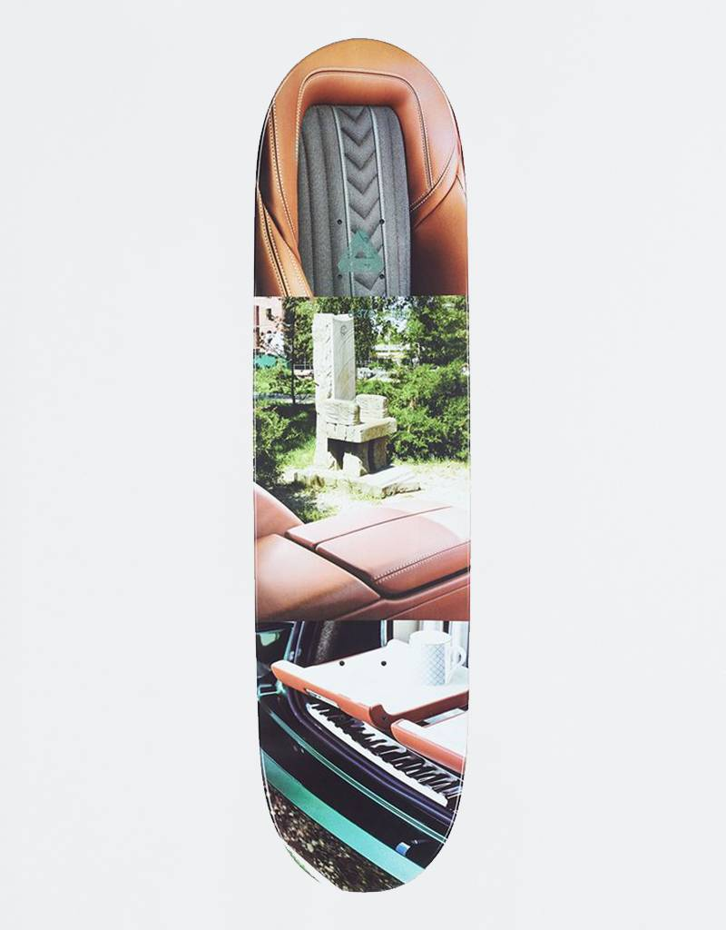 """Palace Chewy Cannon SS18 8,375"""" Deck"""