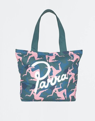 Parra Musical Chairs Bag Green
