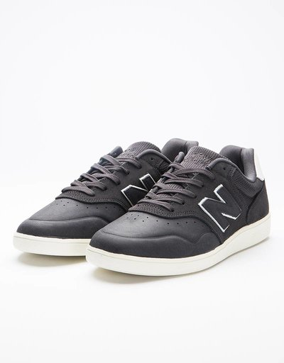 New Balance Numeric NM255BWH Black/White