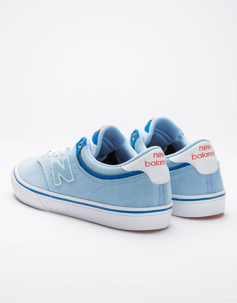 New Balance Numeric NM255JOR Sky/White