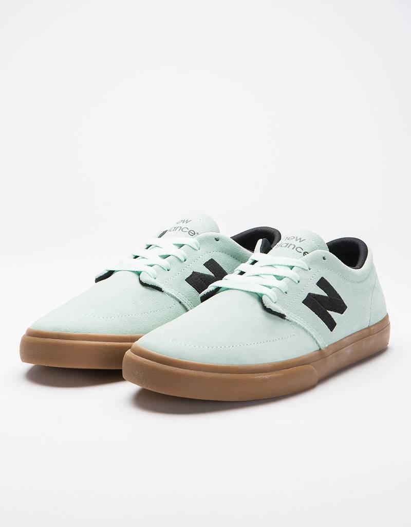 New Balance Numeric NM255MG Mint/Gum