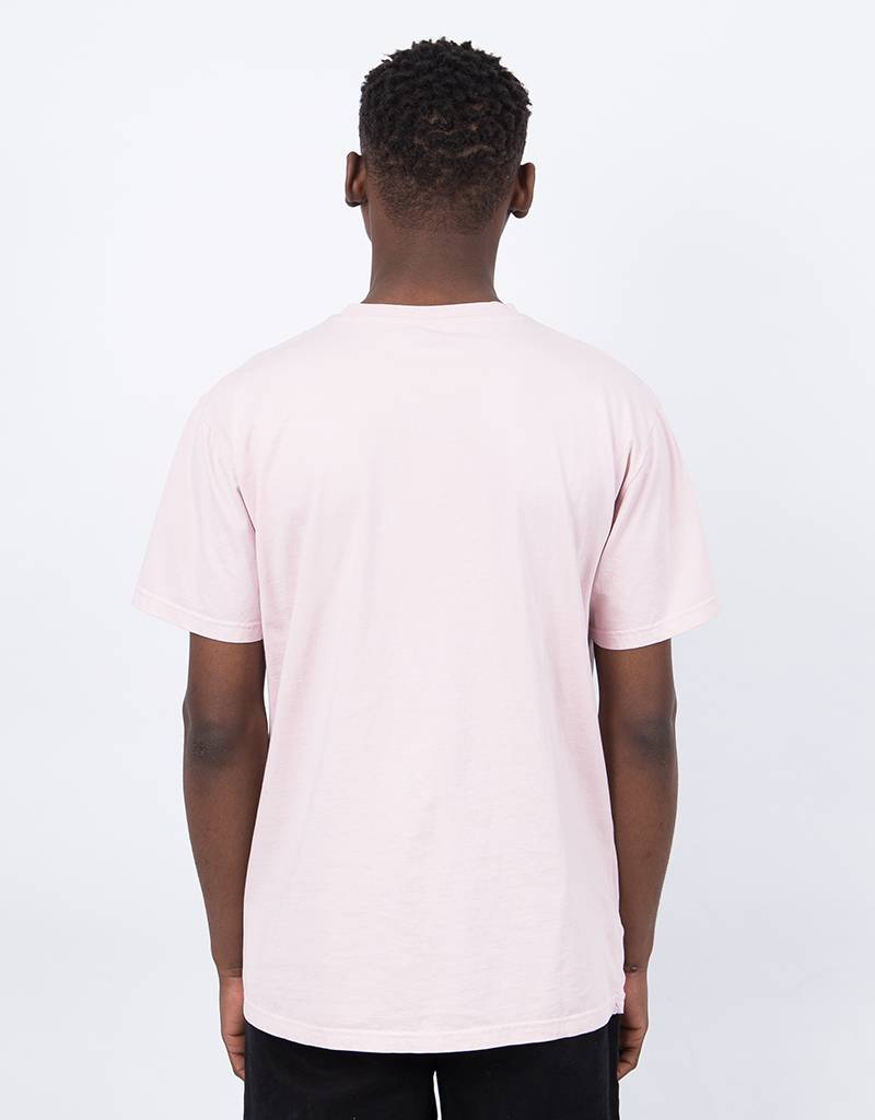 Parra The Worst T-Shirt Stonewashed Pink