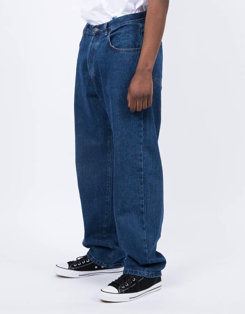 Pop Trading DRS Denim Pants Stonewash