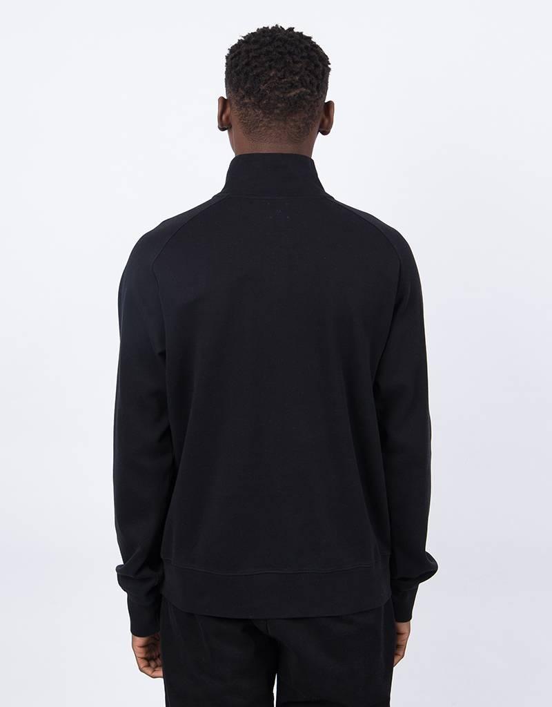 Pop Trading Co Sportswear Halfzip Black