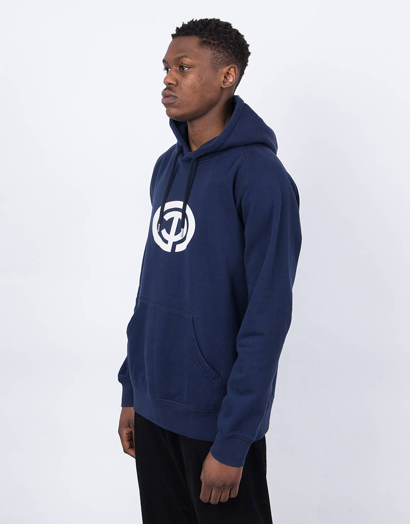 Pop Trading Co Way Hoodie Navy