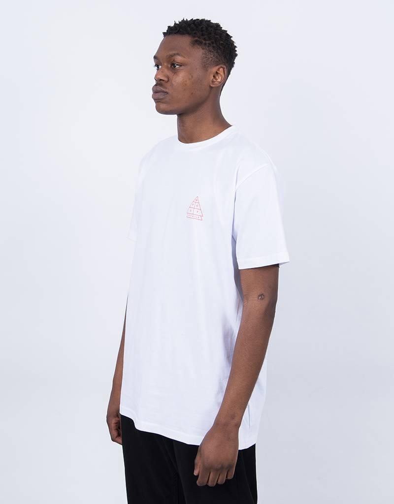 Post Details Shuffleboard Hydrant T-Shirt White
