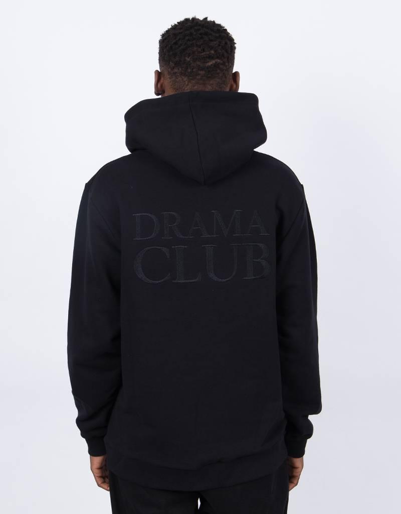 Post Details Drama Club Hoodie Black