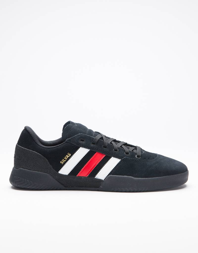 Adidas City Cup Cblack/Scarle/Ftwwht
