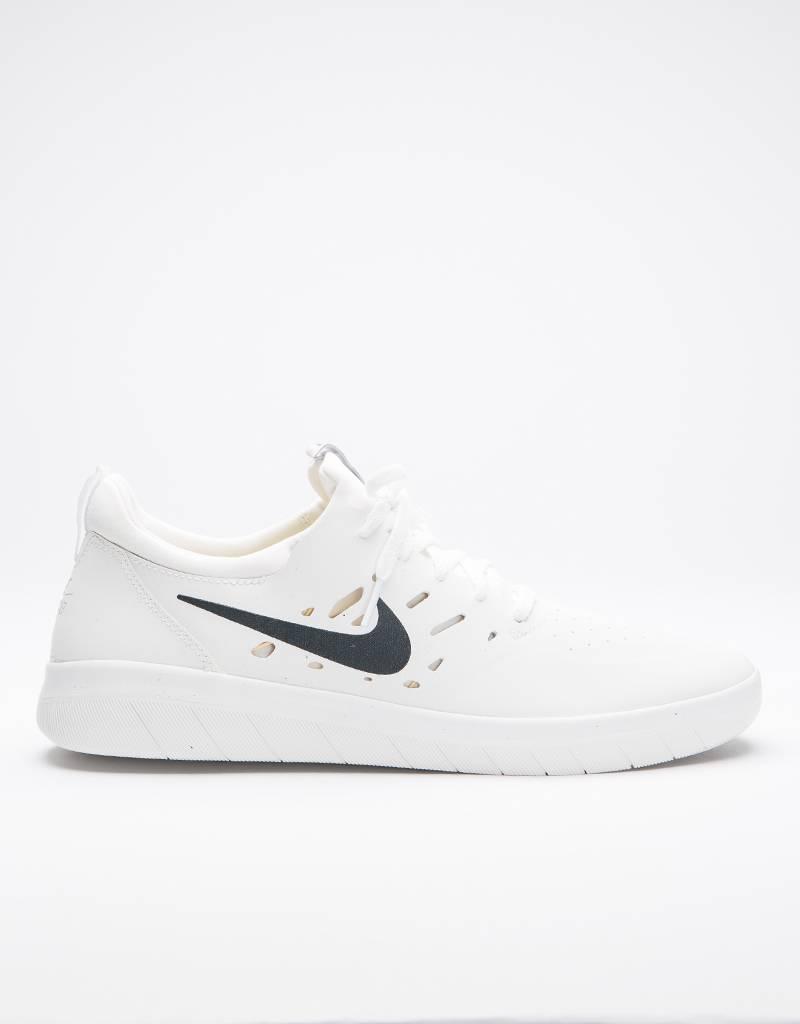 Nike Sb Nyjah Free  Summit White/Anthracite-Lemon Wash