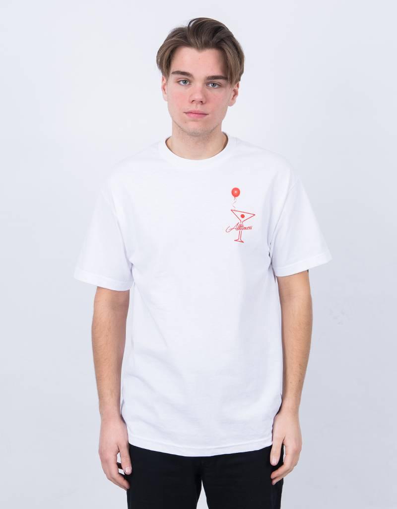 Alltimers Helium T-Shirt White