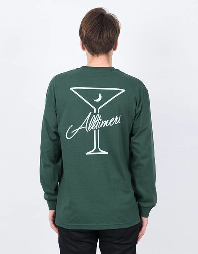Alltimers Longsleeve Forest Green