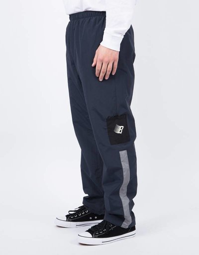 Bronze 3M Track Pants Navy